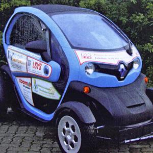 elektro-car