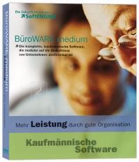 Büroware Boxmedium